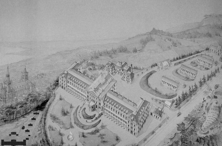 Hôpital cantonal du Calvaire