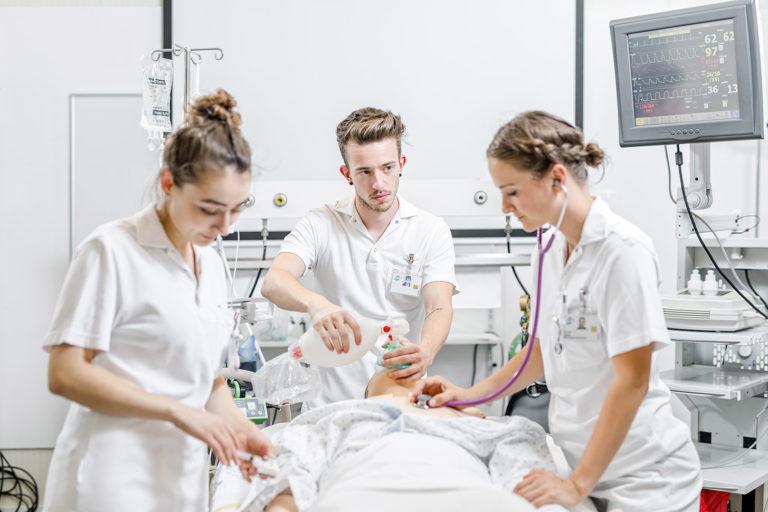 HESAV soins infirmiers
